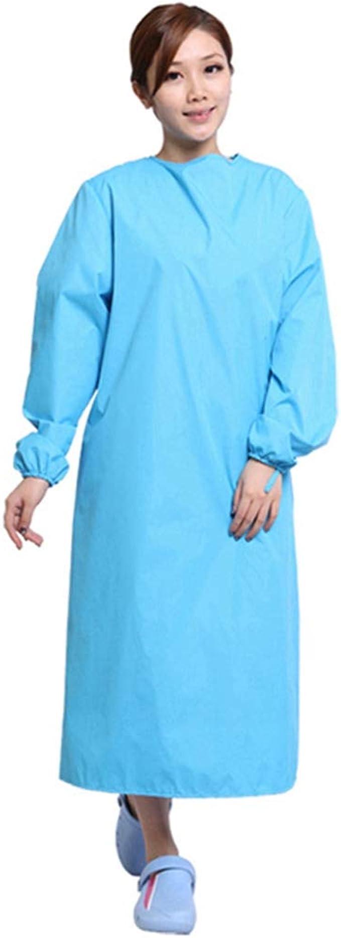 Amazon.com: Yuena - Disfraz de aislamiento quirúrgico para ...