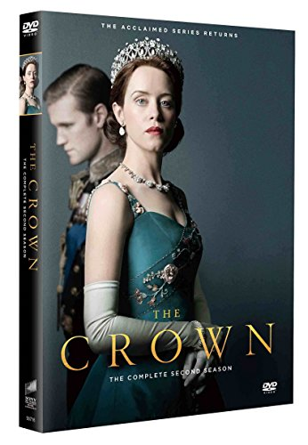 THE CROWN: SEASON 2 by D.V.D
