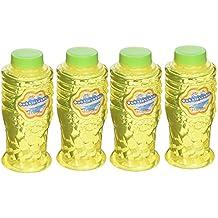 Bubbletastic Bacon Bubbles for Dogs - 4 Bottles - 8oz each - Includes Wands!