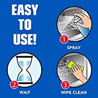 Easy-Off Fume Free Oven Cleaner - easy to use