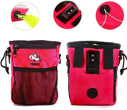 VEHHE Pet Training Bag Multi Design
