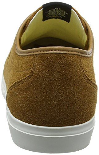 Lyle & Scott Men's Teviot Suede Trainers Brown (Tobacco) top quality buy cheap hot sale cheap in China sek1kIygM
