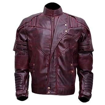Chris Pratt Star Lord Avengers Infinity War Jacket (X-Small)