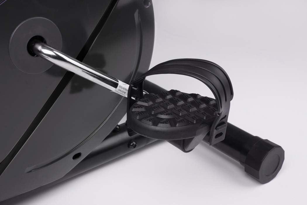 V/ÉLO DAPPARTEMENT HS-2070 Onyx fitness MAX 120 KG r/ésistance r/églable Hop-Sport
