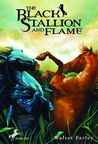 (The Black Stallion and Flame)