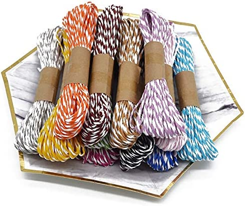 KMDSM 結婚式リボンの装飾をパッキング10メートルカラフルなペーパーロープDIY手作りアクセサリー工芸幼稚園より糸文字列ギフトボックス (Color : R01 Burgundy)