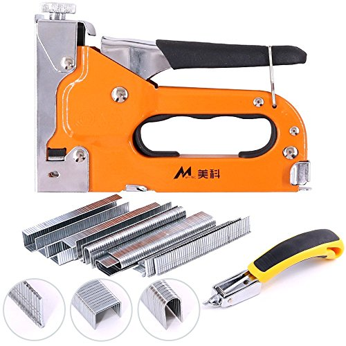 Swpeet 3-in-1 Staple Gun