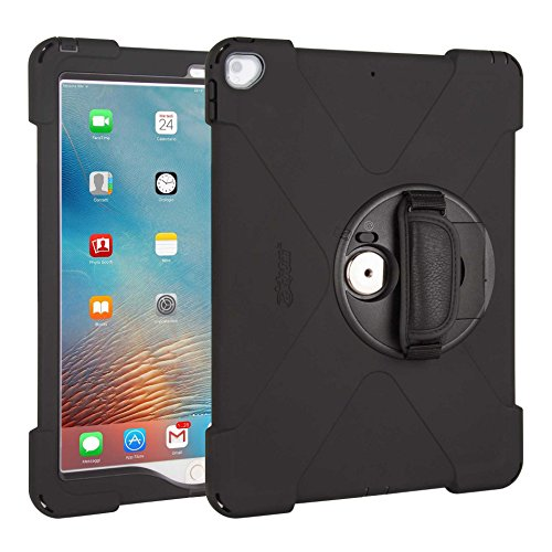 The Joy Factory aXtion Bold MP Water-Resistant Rugged Shockproof Case for iPad Pro 12.9'' [1st & 2nd Gen] Built-In Screen Protector, Hand Strap, Kickstand (CWA402) by The Joy Factory