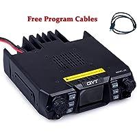 QYT KT-980PLUS (Gen. 2) Mobile Radio 75W(VHF)/55W(UHF) Dual Band Quad Standby Ham Radio