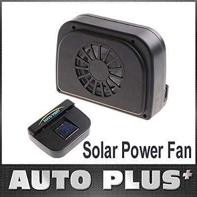 preadvisor (TM) Energía Solar Car Auto Cool Air Vent goma para ...