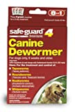 Excel Safe-Guard Canine Dewormer (3) 4 Gram Pouches for Dogs Only, 6 Weeks and Older, My Pet Supplies