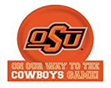 Oklahoma State Cowboys Jumbo On Our Way Peel & Stick