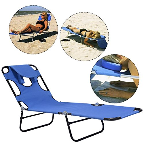 Saddle Reclining Sectional (Outdoor Camping Bed Folding Portable Military Cot Sleeping Hiking Travel)