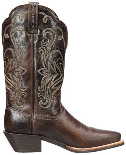 Womens Legend Chip Chocolate Western Ariat Cowboy Womens Boot Ariat vqEwRnfBnO