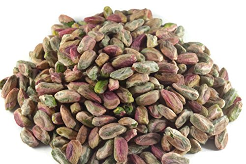 Pistachios unsalted shelled