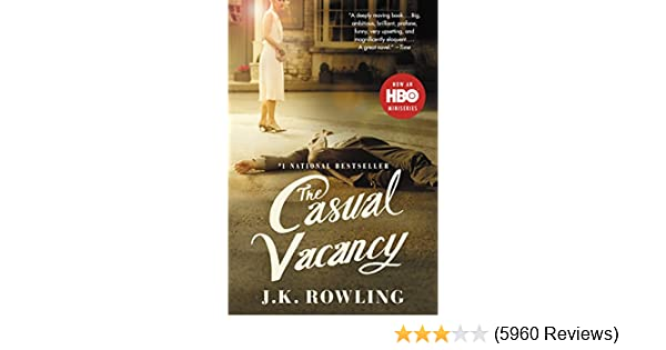 Casual Vacancy Ebook