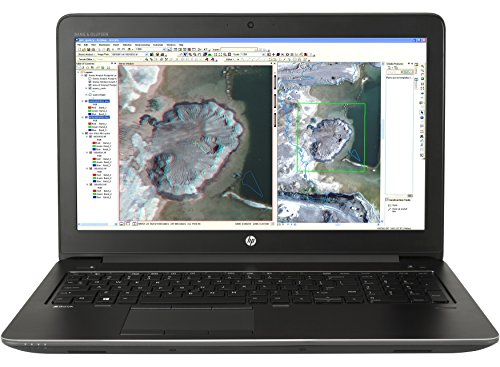 HP ZBook 15 G3 (Black)