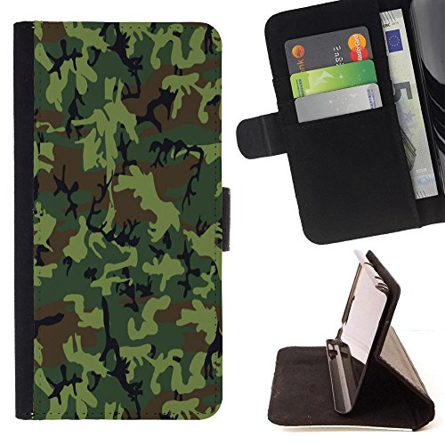 Shockproof Card holder phone case for LG Nexus 5X(Army Green) - 4