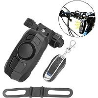 GuDoQi Antirrobo Alarma de Bicicleta Inalámbrico USB Recargable