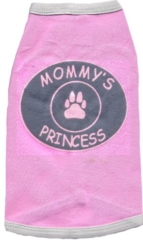 Kool Tees Mommy's Princess Dog Tee, (Princess Dog Tee)