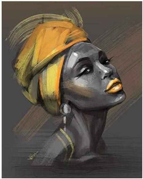 decoration poster poster illustration portrait of woman
