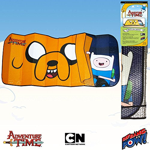 Price comparison product image Adventure Time Finn Driving Sunshade