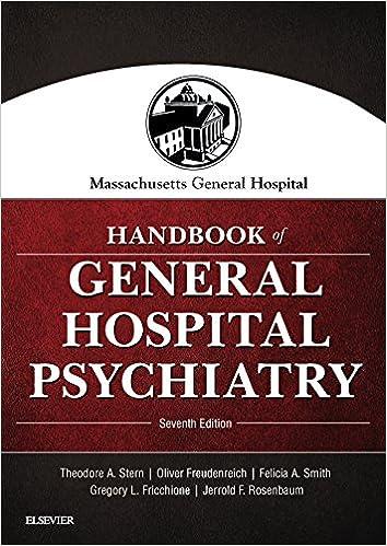 Amazon com: Massachusetts General Hospital Handbook of