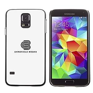 Be Good Phone Accessory // Dura Cáscara cubierta Protectora Caso Carcasa Funda de Protección para Samsung Galaxy S5 SM-G900 // chronicle books