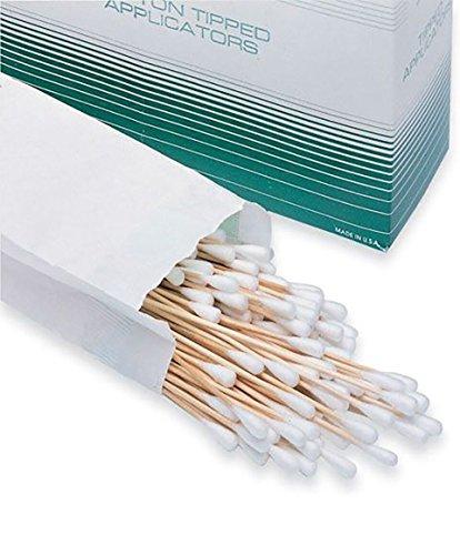Cotton-Tipped 131001M - Aplicadores, XL 6' x 1/10