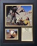 "Legends Never Die ""Star Trek Arena"" Framed Photo Collage, 11 x 14-Inch"
