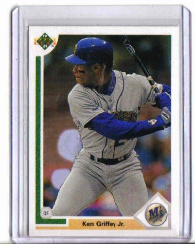 1991 Upper Deck 555 Ken Griffey Jr. (Baseball Cards) [Misc.]