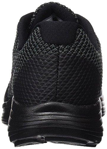 3 Grey de Entrenamiento Nike Mujer Black Dark Mtlc Revolution Zapatillas Bxq11aF