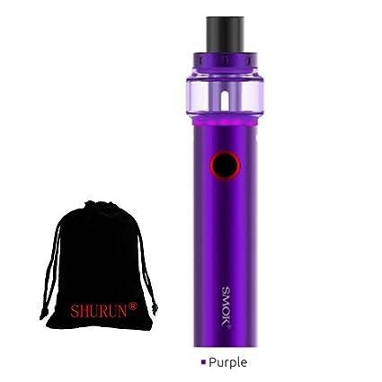 El kit SMOK VAPE PEN 22 Light Edition E-Cigarette 1650mAh auténtica no contiene nicotina