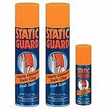Static Guard Bonus Pack Spray 12.4 oz (2 Pack of 5.5 oz & 1 Pack of 1.4 oz)