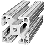 "80/20 Inc., 1515-Lite, 15 Series, 1.5"" x 1.5"" Lite T-Slotted Extrusion x 48"""