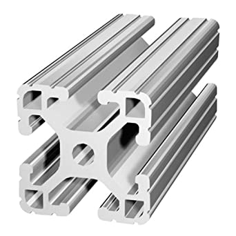 80//20 Inc. 15 Series 1.5 x 1.5 Black T-Slotted Extrusion x 97 1515
