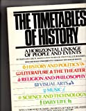 The Timetables of History, Bernard Grun, 0671249886