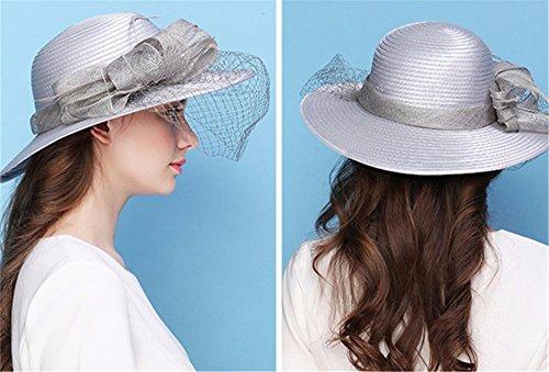 Elegante El Aire Visor Al Turismo Sol Vacaciones Sra Verano Playa Sombrero Hat B Ymfie Para La Libre De RgqI8