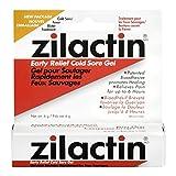Zilactin Zilactin E Relief Cold Sore Gel 6g
