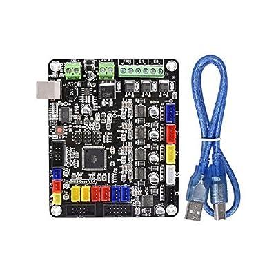 WINGONEER Base V1.0 Plate Controller Board for 3D Printer Ramps 1.4