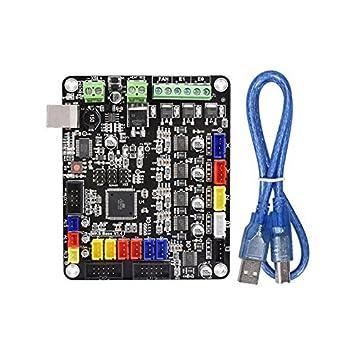 DollaTek Base V1.0 Placa controladora de Placa para impresoras 3D ...
