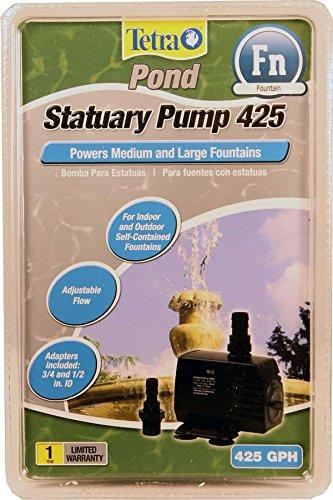 Tetra Pond 14940 Statuary 425 GPH Pump
