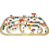 The city and the railway play Super Deluxe (120 pieces)