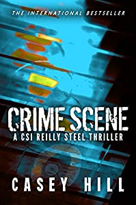 Crime Scene by Casey Hill ebook deal
