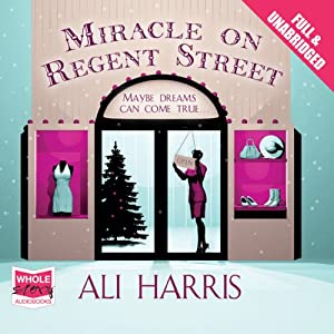 Miracle on Regent Street Audiobook