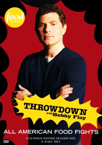 Throwdown with Bobby Flay: All American Food (Food Fight Dvd)