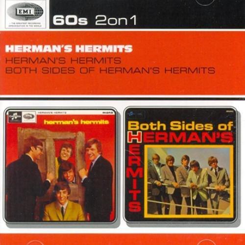 HERMAN`S HERMITS & BOTH SIDES OF HERMAN`S HERMITS by HERMAN`S HERMITS [Korean Imported] (2010)