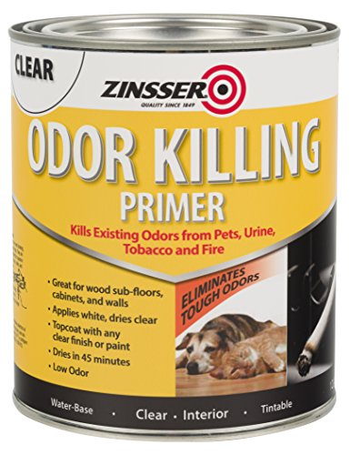 Zinsser Series 307648 QT Odor Killing Primer]()