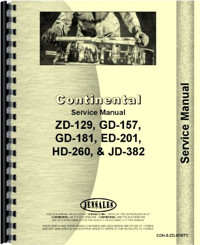 Cockshutt Tractor Parts Manual
