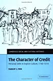 The Character of Credit 9780521823425